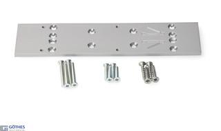 Montageplatta 8380 Silver