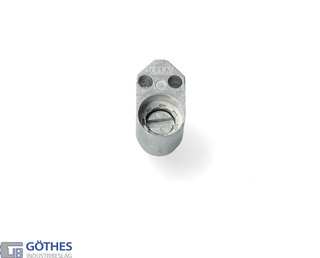 Cylinderförlängare 18mm Oval Assa