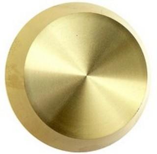 Täckskylt 11mm Utsida Brunoxid