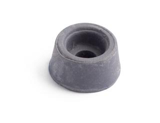 Gummibuffert 158 20mm Grå