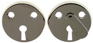 Nyckelskylt 9992 Nickel