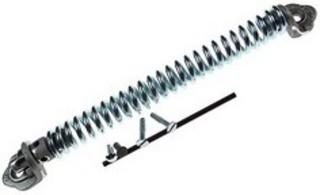 Spiraldörrstängare 1305-2 Galv     295mm