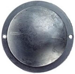 Tallriksventil 80 154mm Aluminium