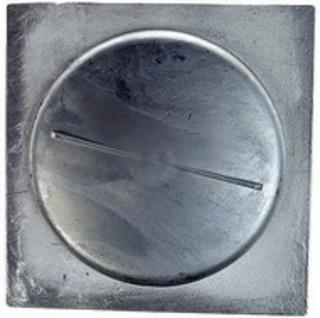 Tallriksventil 85 125mm Aluminium