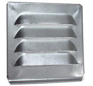 Ventilgaller 33 200mm Koppar