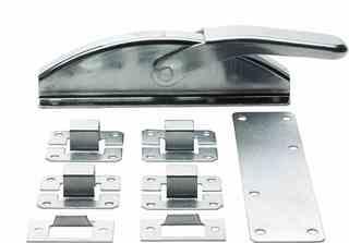Garageregel 901-12 Z med Stänger   2000mm