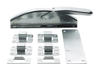 Garageregel 901-15 Z med Stänger   3000mm