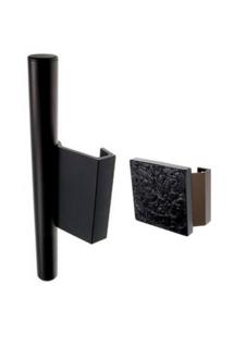 Drag & Tryck A=74 Aluminium/PVC    Amber 30
