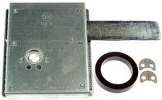 Portlås 110 Vänster för            Ovalcylinder