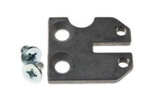 Övergångsplatta BP640C             Silver (82-74)