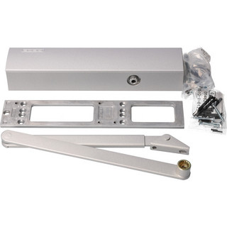 Dörrstängarsats TS4000 1-6 med     Standardarm Silver