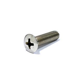 Skruv till Distanshylsa M6X20mm    Nickel