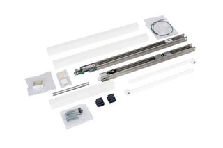 Glidskena G-GSR-EMF 1G/VK Vit
