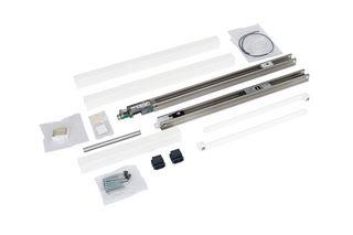 Glidskena G-GSR-EMF 1G/V Vit