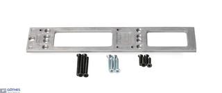 Montageplatta TS4000/5000 Silver