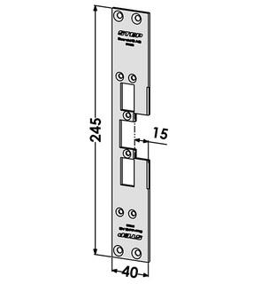 Monteringsstolpe ST6505