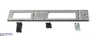 Montageplatta TS4000/5000 Brun