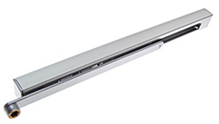 Glidskena TS5000L-E Silver