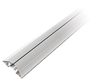 Klämskydd Finprotect Plus 5090 Vit 198cm