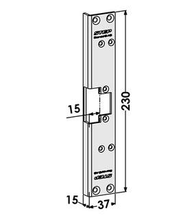 Monteringsstolpe ST6508