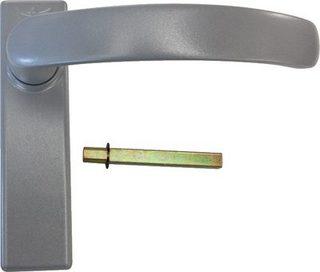 Handtag PHT03 Utvändigt Trycke     Silver