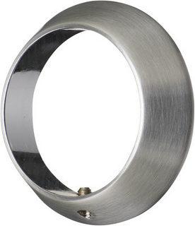 Cylinderring DA752 13mm Rund       Mattkrom
