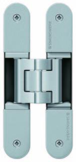Gångjärn Tectus 340 3D (F1) (124)  Silver
