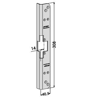 Monteringsstolpe ST2916