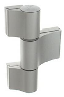 Gångjärn 4 3-Del 32,5+32,5mm Niro  Lack