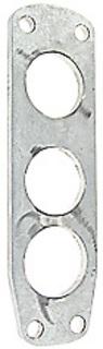 Underläggsskylt DEA901/DEA902 8mm  Rostfri