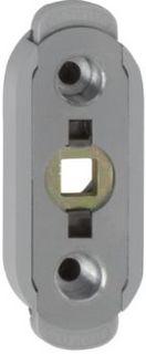 Handtagsspärr KISI2 F U26 för 7mm  Sprint F1 Silver