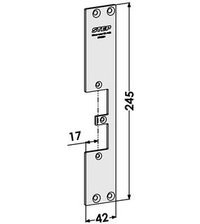 Monteringsstolpe ST9503H Höger
