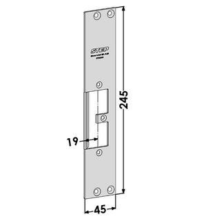 Monteringsstolpe ST9504H Höger