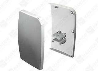 Ändlock för Täckprofil 11041       SAF40/SAF80/SAF120