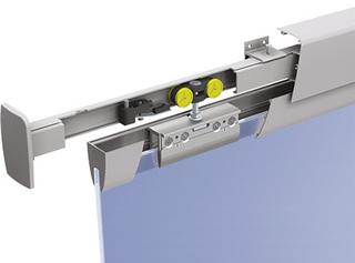 Skålhandtag 102099 Diameter 69,5mm SAF Glas