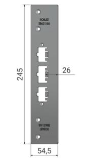 Slutbleck SB631/65