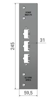 Slutbleck SB631/70