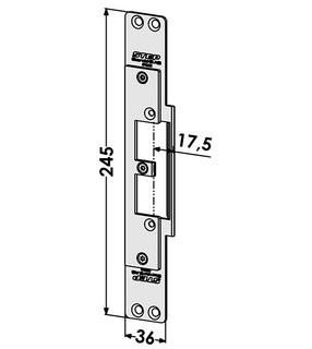 Monteringsstolpe ST9526