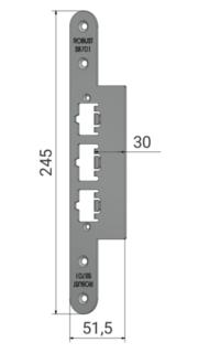 Slutbleck SB701