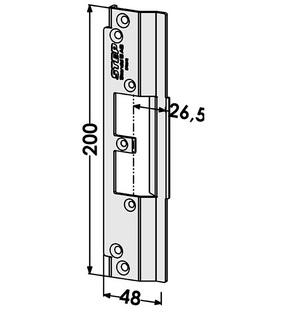 Monteringsstolpe ST9512