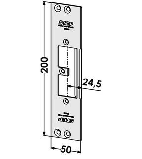 Monteringsstolpe ST9529