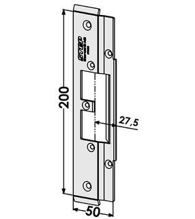 Monteringsstolpe ST9586
