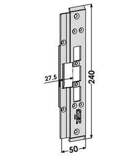 Monteringsstolpe ST6586