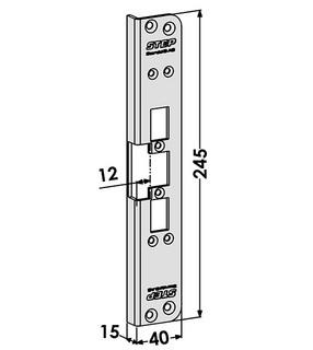 Monteringsstolpe ST6518