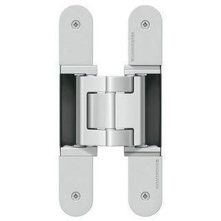 Gångjärn Tectus 540 A8 3D F1 Silver