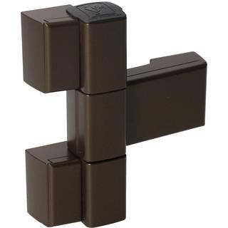 Gångjärn 60AT 3-Del 78mm utan Skruv Amber 30 Lack
