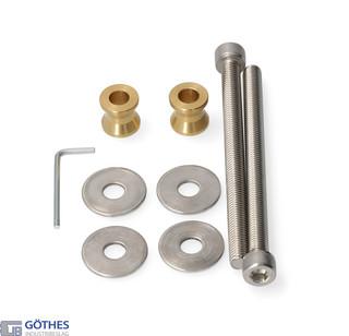 Skruvsats G1002-13,14 75-90mm Dörr