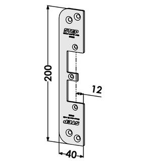 Monteringsstolpe ST9506