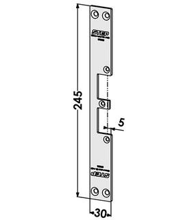 Monteringsstolpe ST9528