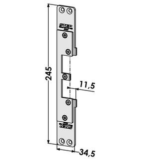 Monteringsstolpe ST9527